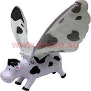 """Игрушка """"Летающая корова"""" (летает на веревке) 24 шт/кор"""