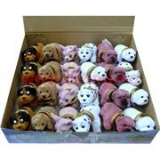 Собачки с качающейся головой малые, цена за 384 шт