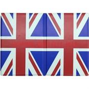 """Чехол для паспорта """"Флаг Великобритании"""""""