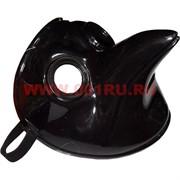 Маска Доктора Чумы (цвет черный) объемная