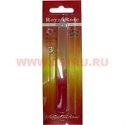 Пилочка для ногтей Royal Rose 11,5 см, цена за 24 шт