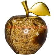 Яблоко 6 шт из черного оникса 1,5 дюйма (цена за 6 шт)