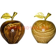 Яблоко из черного оникса 2,5 дюйма