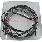Ободок (AB-745) черный цена за упаковку 12 шт