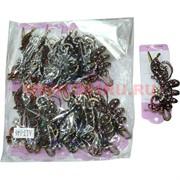 """Зажим для волос """"Птица"""" (AL-146) цена за упаковку 12 шт"""