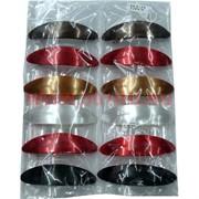 Заколка-автомат (AL-51) микс цветов цена за упаковку 12 шт