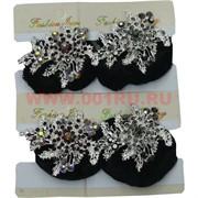 """Резинка для волос """"Цветок"""" (SK-546) цена за упаковку 12 шт"""