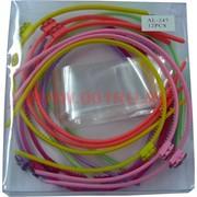 Ободок детский (AL-247) цветной цена за упаковку 12 шт