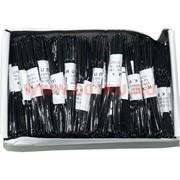 Шпильки черные (SDR-2) 2 размер 72 мм цена упаковку 500 шт