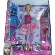 """Барби """"Safia"""" показ мод  с доп.одеждой"""