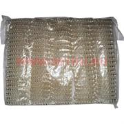 """Резинка для волос """"пружинка"""" прозрачная 5 см (CG-23) цена за 100 шт (силиконовая)"""
