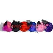 """Зажим для волос """"шляпа"""" (AL-249) цена за 12 шт"""
