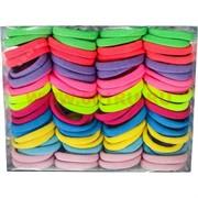 Резинка цветная яркая, цена за 80 шт