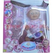 """Кукла """"Warm baby"""" (8004-408А)"""