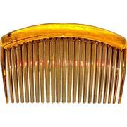 Гребень для волос под янтарь (AL-112), цена за 24 шт