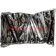 Зажим-утка металлический большой, цена за 100 шт