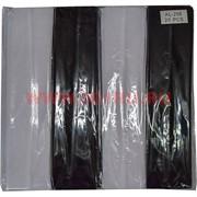 Повязка на голову (AL-206) черная и белая, цена за 20 шт