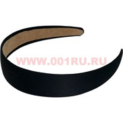 Ободок для волос (AL-79) черный цена за упаковку 12 шт