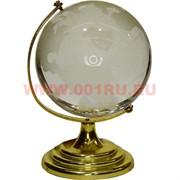 """Кристалл """"Глобус"""" 11 см 75 мм (HN-564) 48 шт/кор"""