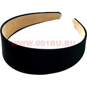 Ободок для волос (AL-78) широкий черный цена за упаковку 12 шт