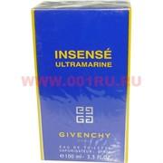 """Туалетная вода Givenchy """"Intense Ultramarine"""" 100 мл мужская"""