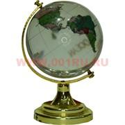 """Кристалл """"Глобус цветной"""" 9 см 60 мм (HN-567) 100 шт/кор"""