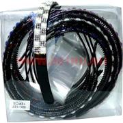 Ободок для волос (SK-107) цена за упаковку 12 шт