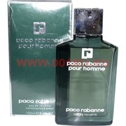 """Туалетная вода Paco Rabanne """"Pour Homme"""" 100 мл мужская"""