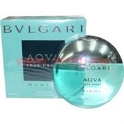 """Туалетная вода Bvlgari """"Aqua pour homme marine"""" 100 мл мужская"""