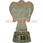 Ангелочек с подсветкой 9,6 см стеклянный
