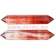 Карандаш из халцедона двухсторонний 10-12 см