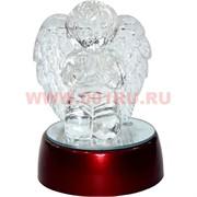 Ангелочек на подставке с подсветкой (HN-1020) 120 шт/кор