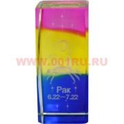 """Кристалл """"Зодиак"""" колонна (JV-239) 7 см, цена за 12 шт"""