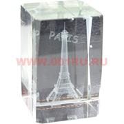 Кристалл Эйфелева башня 8 см