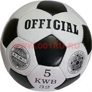 Мяч футбольный Official