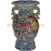 Ваза керамическая (HN-961) 15 см, цена за 2 шт/уп (96 шт/кор)