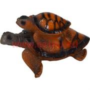 Черепаха двойная полистоун (HN-622) средняя 6х13 см (72 шт/кор)