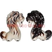 Лошадки гривастые из керамики