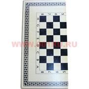 Нарды,шахматы, шашки 3-в-1 с рисунками 40x25 см