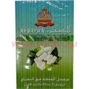 Табак для кальяна Al Sawfa 50 гр «Gum with Mint» жвачка с мятой