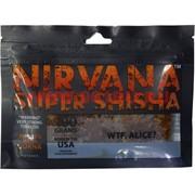 Табак для кальяна Nirvana Super Shicha 100 гр «WTF, Alice?» какого х…, Элис?
