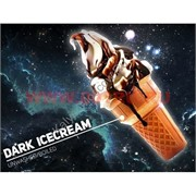 "Табак для кальяна Dark Side 250 гр ""Dark Icecream"" дарк сайд мороженое"