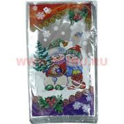 Пакет подарочный новогодний 20х35 см, цена за 100 шт
