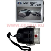 Фонарик LED Super Bright на 3 батарейки АА