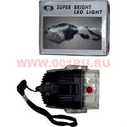 Фонарик LED Super Bright на 3 батарейки АА