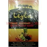 """Табак для кальяна Leyla """"Фруктовый микс"""" без никотина"""