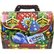 Коробка-сундучок для подарков, цена за 20 шт (26Х31см)