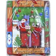 Пакет подарочный новогодний (6237) 26х32 см, цена за 12 шт