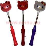 """Светяшка """"Hello Kitty"""" на пружинке 24 см с батарейками"""