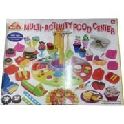 Набор развивающих игрушек Multi-Activity Food Center